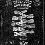 Ongehoord poster 1